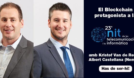 El Blockchain serà protagonista a la conferència inaugural de la Nit de les Telecomunicacions i la Informàtica