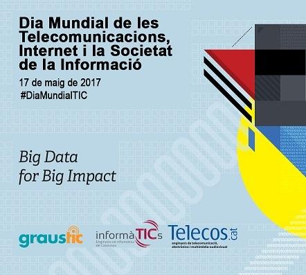 Dia Mundial de les Telecomunicacions,  Internet i la Societat de la Informació (17-5-2018)