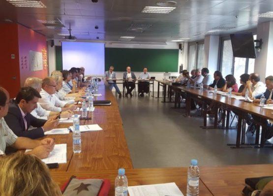 Primera reunió del Consell Assessor de l'Associació de Professionals TIC de Catalunya