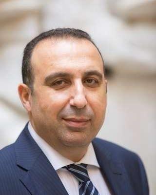 Participa en eldinar amb Anwar Zibaoui, coordinadord'ASCAME (05-03-2019)
