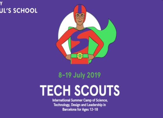 20% de descompte en el Barcelona Tech Scouts