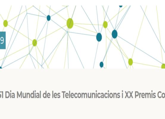 Sortegem 10 entrades per al Dia Mundial de les Telecos i Premis Connexió
