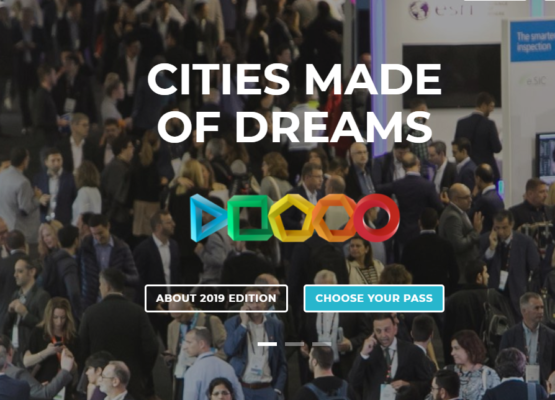 Descuento del 25% en el Smart City Expo World Congress (SCEWC) con el COEINF