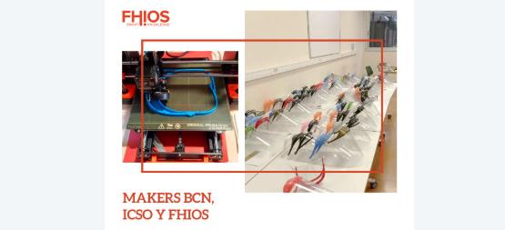 Fhios colabora con Coronavirus Makers