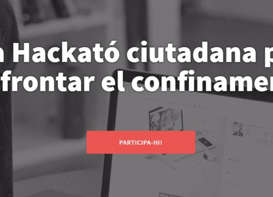 Vols col·laborar amb la Hackovid per resoldre les necessitats que te la ciutadania durant el confinament?