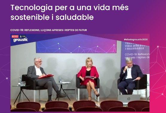 La Diada de les TIC a Catalunya analitza el paper de la tecnologia durant la crisi de la COVID-19
