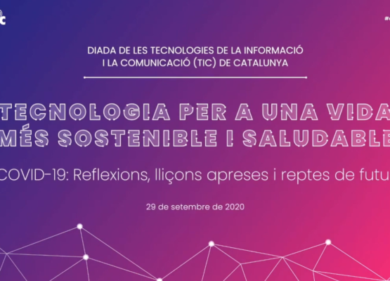 COMUNICAT OFICIAL: Ajornada la Diada de les TIC a Catalunya