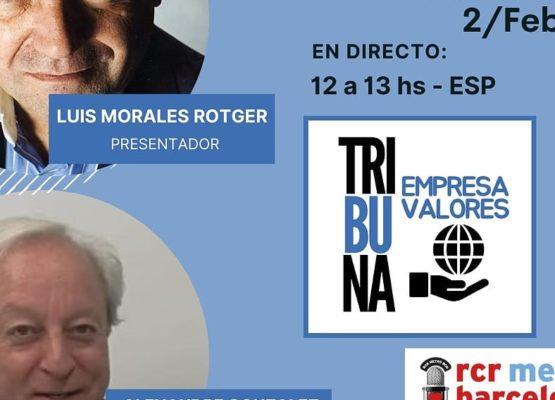 Entrevista a Alexandre González: Com està afectant l'economia la crisi actual provocada per la Covid-19?